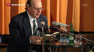 Video «Autor Kertész ist tot» abspielen