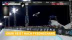 Video «Snowboard: Iouri reist nach PyeongChang» abspielen