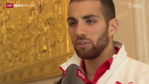 Video «Leichtathletik: Schweizer Vorschau auf die WM in Peking» abspielen