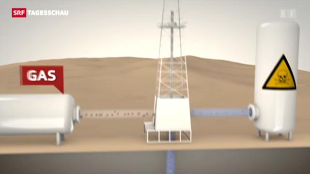 Fracking im Zürcher Weinland?