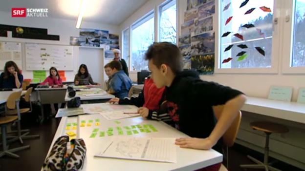 Video «Weniger Lehrer» abspielen