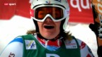 Video «Ski-WM: Schreckmomente in der Frauen-Abfahrt» abspielen