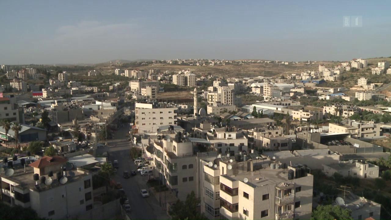 Palästina: Milliardenhilfe mit unerwünschten Nebenwirkungen