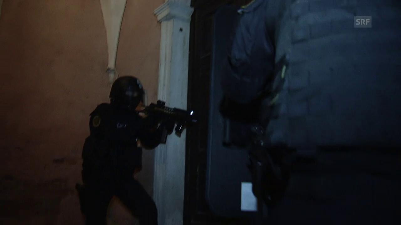 Italienische Polizei fasst Terroristen dank Abhörung