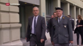 Video «Neuer Armeechef stellt sich vor» abspielen