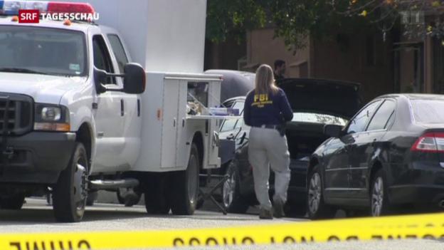 Video «Angreiferin von San Bernardino war IS-Anhängerin» abspielen