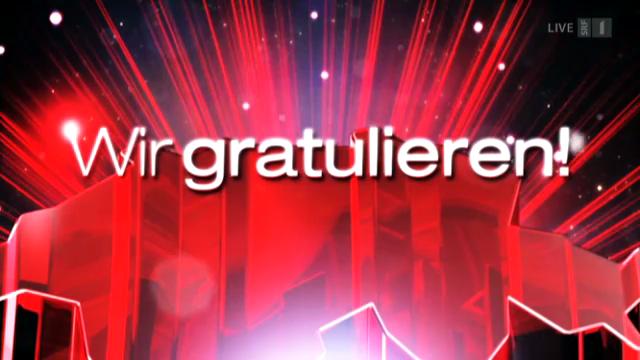 SwissAward - Wir gratulieren
