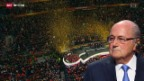 Video «Mehr Fragen nach Fifa-Stellungnahme» abspielen