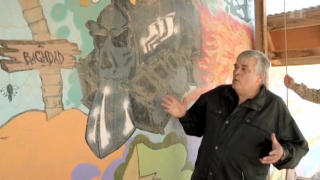 Video «Ulrich Tilgner – unser Mann im Irak» abspielen