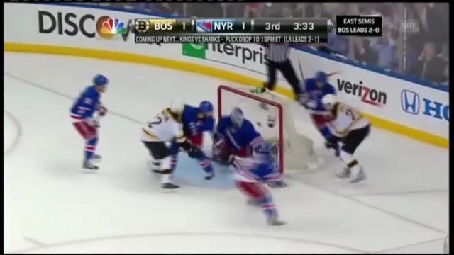 NHL: Die Tore bei Rangers - Boston