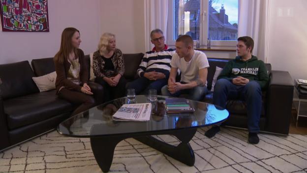 Video «Teurer Fehler von Groupe Mutuel: Kasse macht Basler zu St.Gallern» abspielen