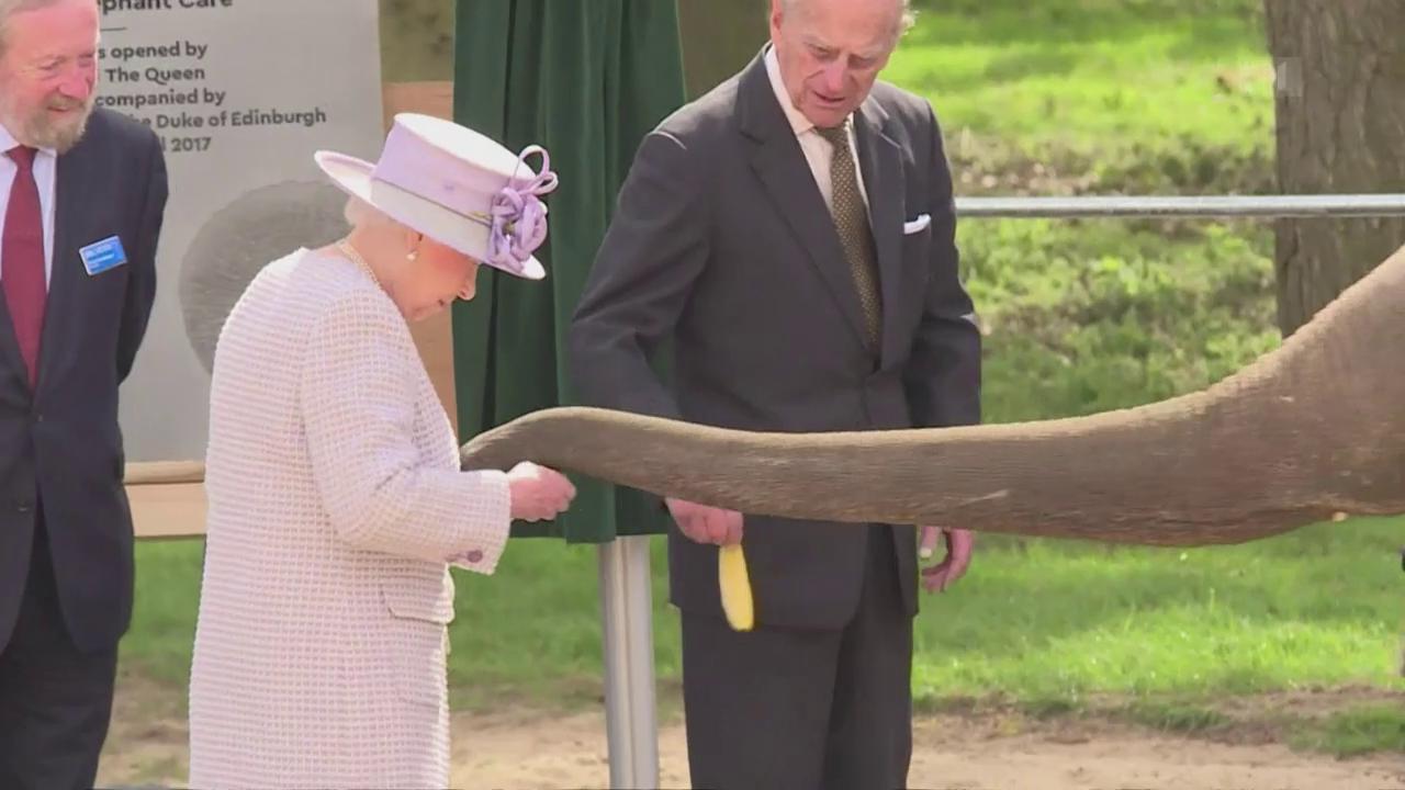 «Elizabeth meets Elizabeth»
