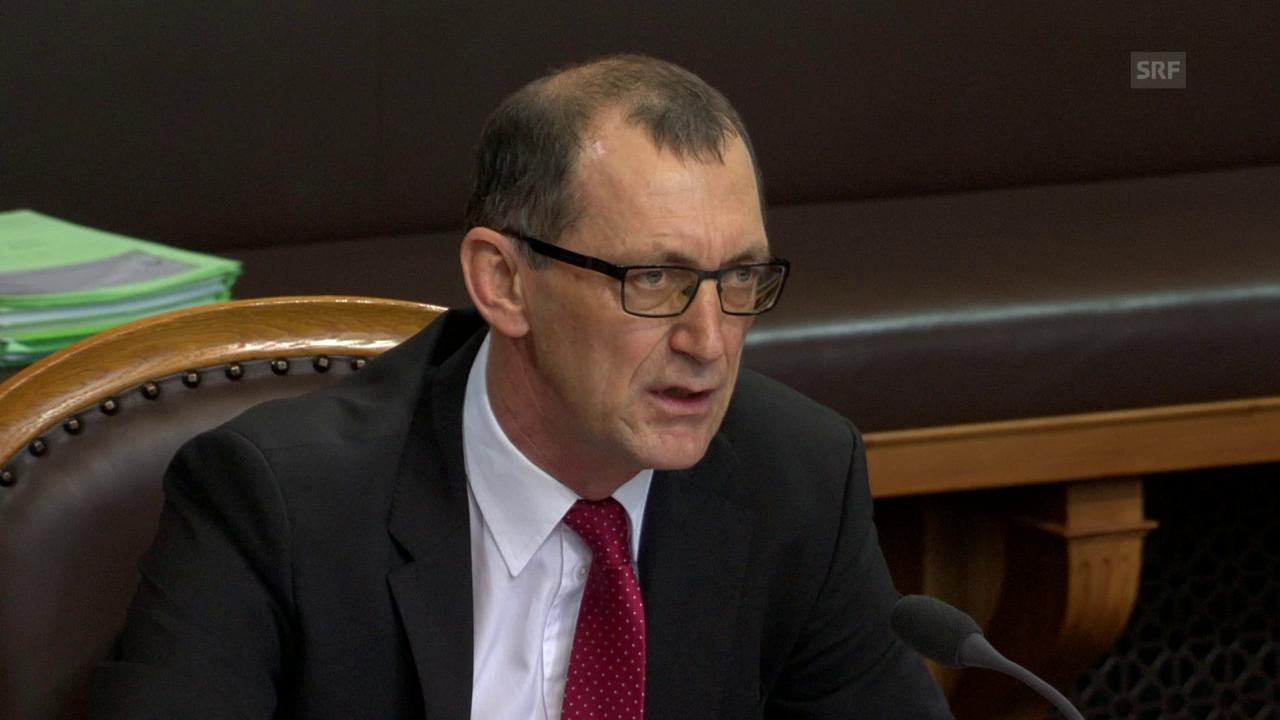 Werner Hösli: SRG hat keinen Einfluss auf unsere Jugend