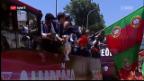 Video «Die EM-Helden werden in ihrer Heimat empfangen» abspielen