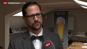 Video «Biermarkt nimmt ab» abspielen