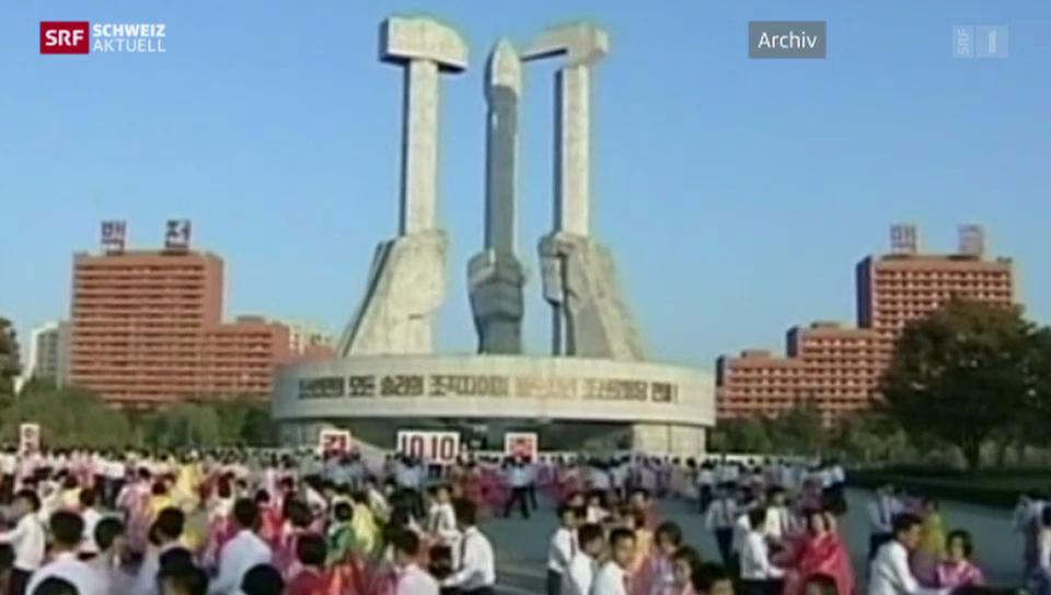 Ferien in Nordkorea?