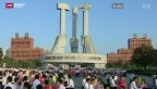 Video «Ferien in Nordkorea?» abspielen
