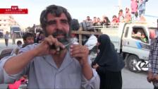 Video «Die Islamisten sind weg, der Bart darf ab!» abspielen