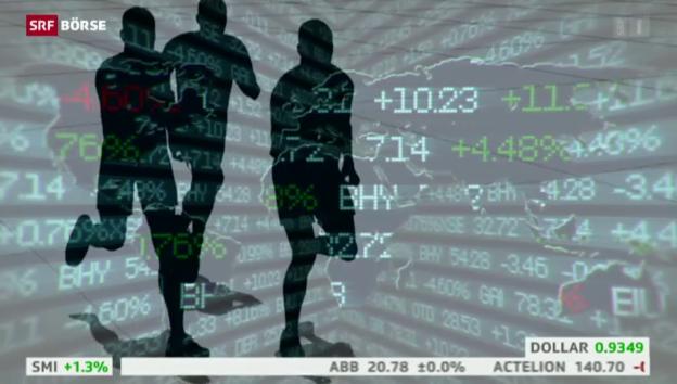 Video «SRF Börse vom 23.06.2015» abspielen