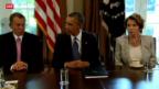 Video «USA vor Kongress-Abstimmung zu Syrien-Angriff» abspielen