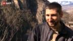 Video «Vom Spitzenkletterer zum Mönch – das Porträt eines Kompromisslosen» abspielen