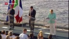 Video «Dreiergipfel zur Zukunft Europas» abspielen