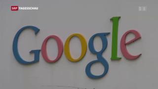 Video «Google gebüsst» abspielen