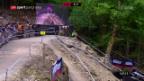 Video «Schurter und Neff auf dem Podest» abspielen