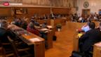 Video «Berner Regierung in Jurafrage bestätigt» abspielen