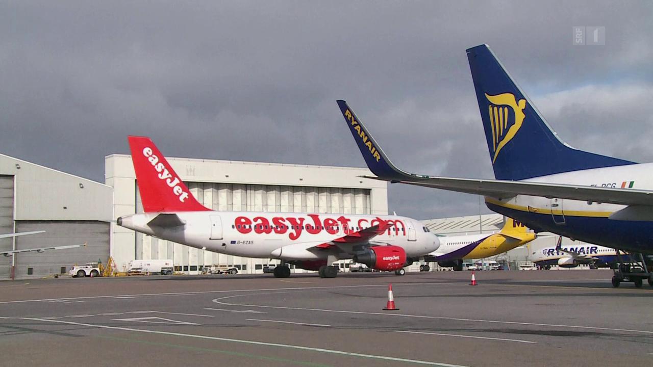 Turbulenzen in der Airline-Branche
