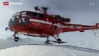 Video «Helikopterunternehmen möchten Schweizer Recht für Schweizer Helis» abspielen