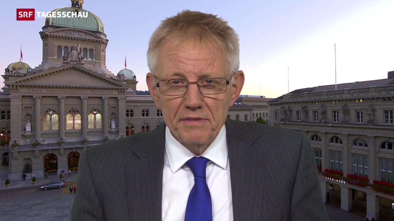 Einschätzungen von SRF-Korrespondent Hanspeter Trütsch