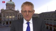 Video «Einschätzungen von SRF-Korrespondent Hanspeter Trütsch» abspielen