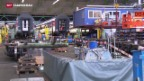 Video «SBB soll Bahnwagen aufrüsten» abspielen