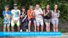 Video ««Hippo011» war im «Zambo»-Kinderreporterkurs» abspielen
