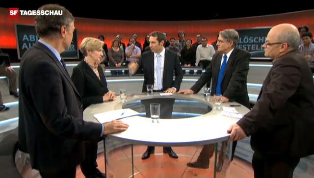 «Arena»: Diskussion um Einwanderung