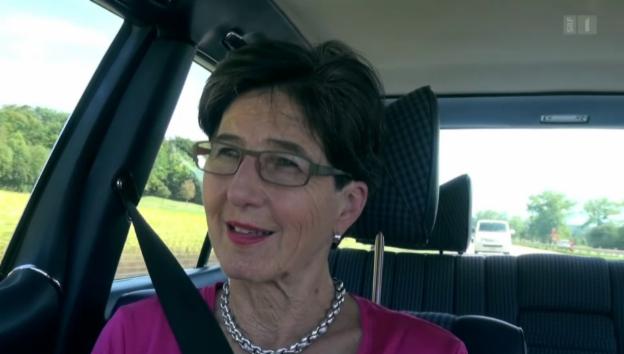 Video «Die gläubige Denkerin und der Vielseitige» abspielen