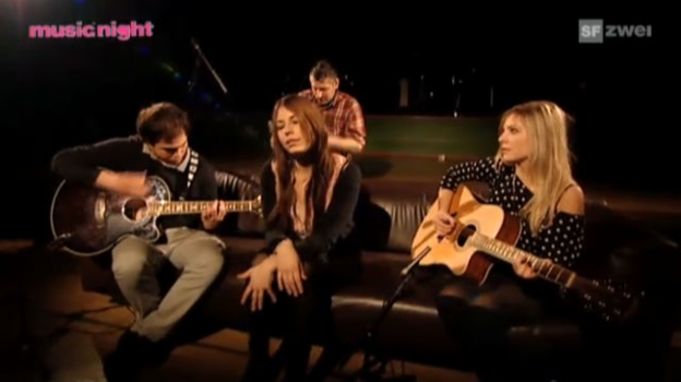 Video «Delilahs - «Hey Lovers (It's Time)»» abspielen