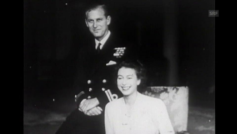 Prinz Philip: Stets an der Seite der Queen – und in ihrem Schatten