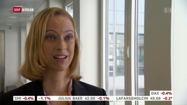 Video «SRF Börse vom 13.09.2016» abspielen