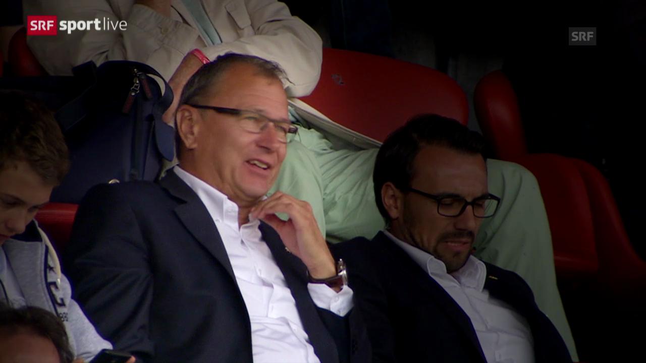 Dosé nicht mehr GC-Präsident («sportlive», 12.12.2013)