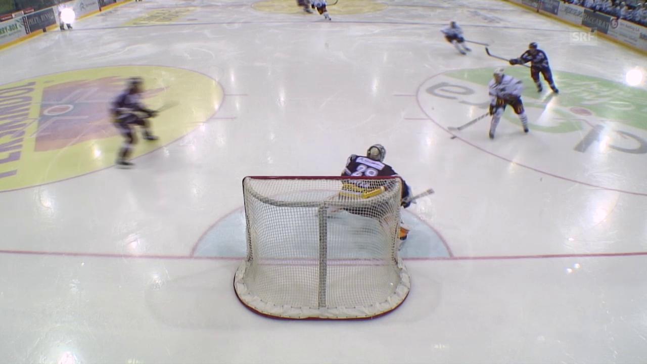 Brunners Game-Winning-Goal in Genf
