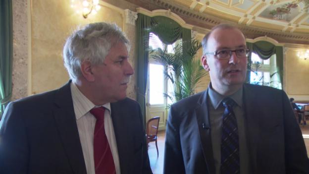 Video ««Wir sind parteipolitisch neutral»» abspielen