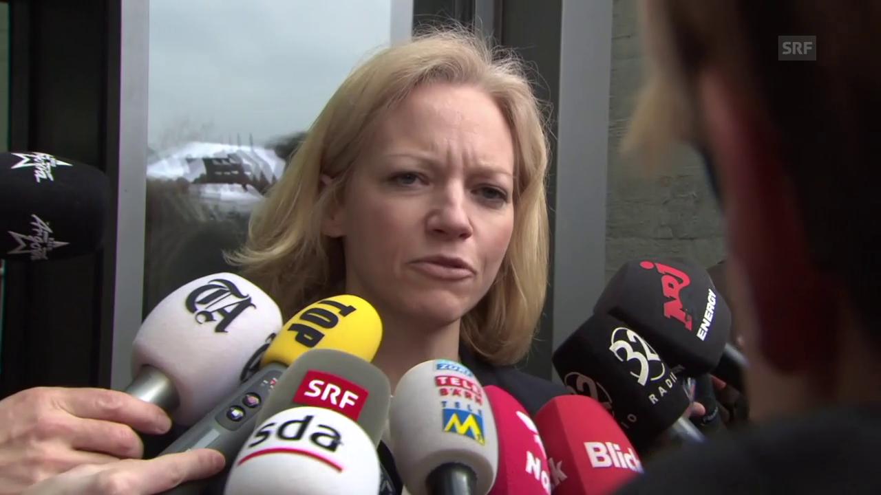 Staatsanwältin Loppacher: «Ich bin davon überzeugt, dass der Mann sehr gefährlich ist»