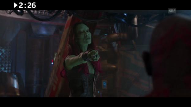 Video «Keine 3 Minuten: «Guardians of the Galaxy»» abspielen