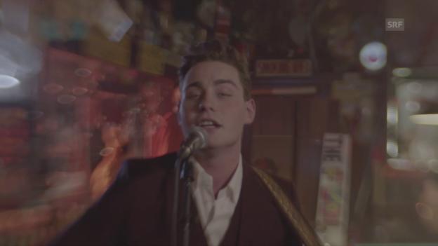 Video «Niederlande: Douwe Bob «Slow Down»» abspielen