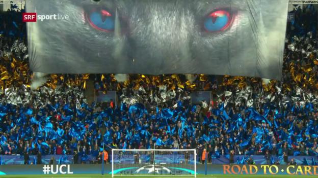 Video «Leicester schafft die Wende gegen Atletico nicht» abspielen