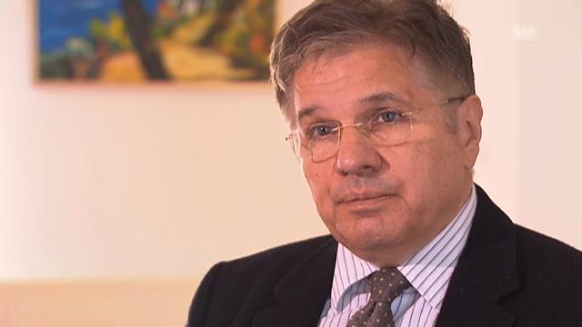 Ivica Jakic über mögliche Schweizer Aufträge in Kroatien