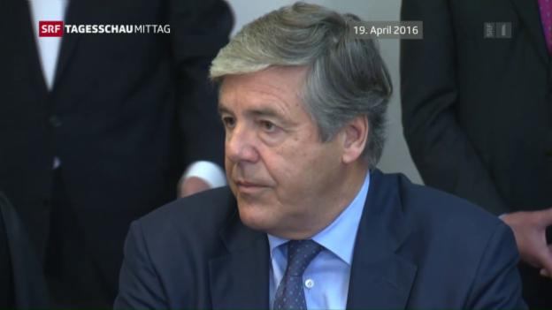Video «Freispruch für Ackermann» abspielen
