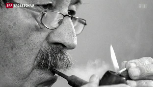 Video «Günter Grass ist tot» abspielen
